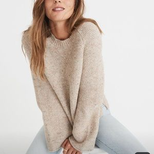 Madewell Donegal Sweater